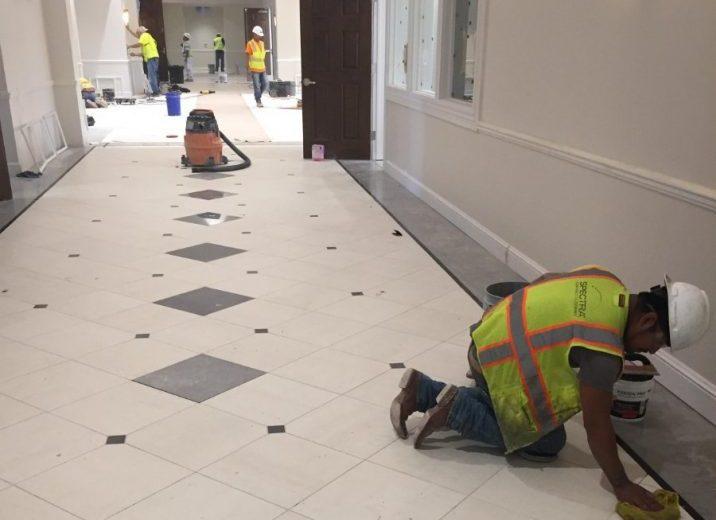 Commercial Ceramic Tile