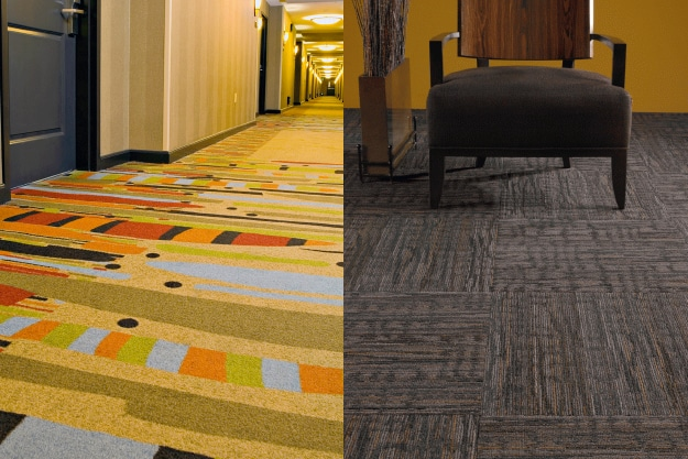 Broadloom Vs Carpet Tile Spectra Contract Flooring