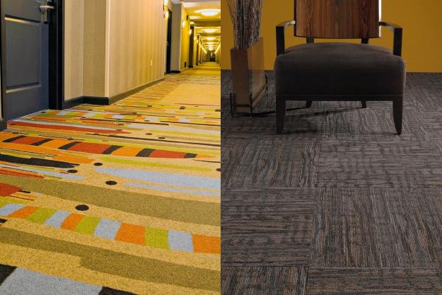 Broadloom Vs Carpet Tile Spectra Contract Flooring