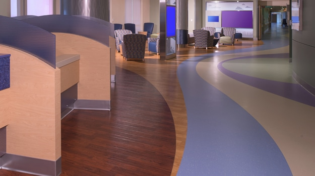 Hospital Flooring Options Spectra Contract