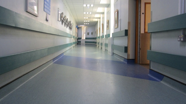 Hospital Flooring Options Creating A Care Setting On A Budget