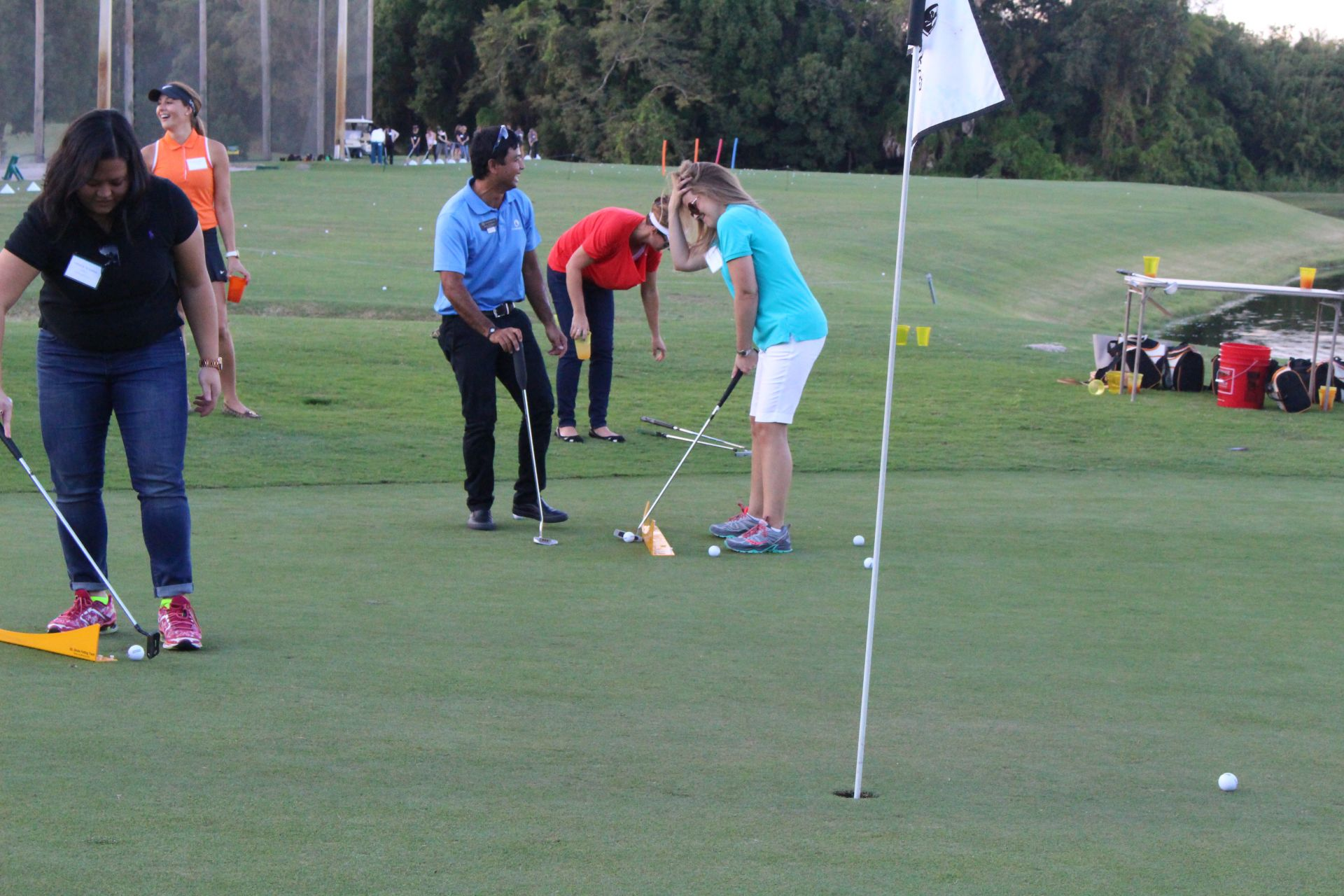 Central Florida S 11th Annual Ladies Golf Clinic