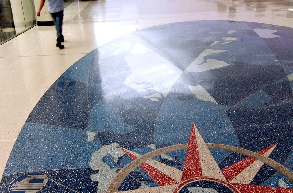 Columbus Airport | Spectra Contract Flooring