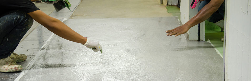 epoxy industrial floors