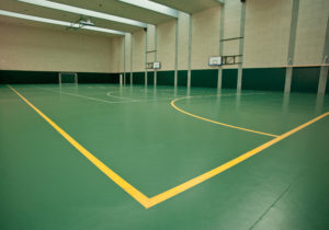 School Flooring Options