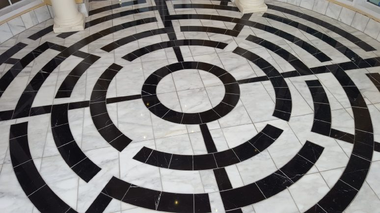 commercial marble flooring