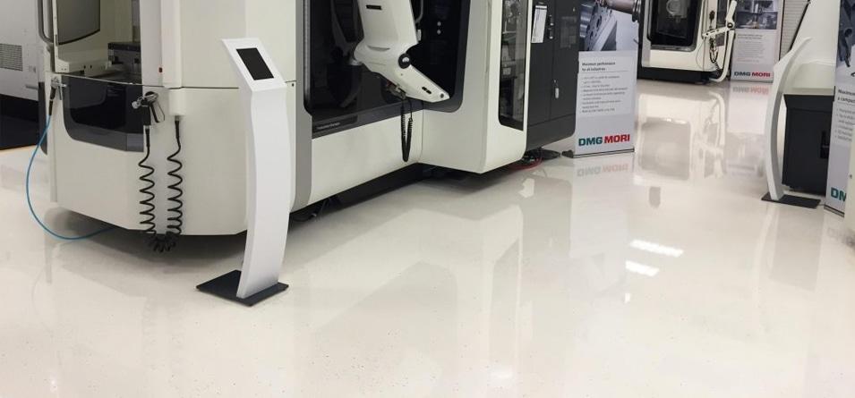 Durability Of Epoxy Flooring Systems