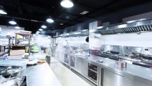 commercial kitchen   Spectra Contract Flooring