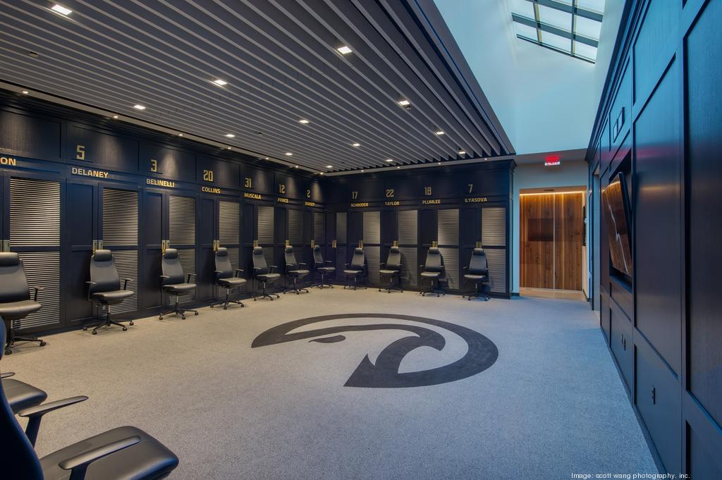 Hawks Practice Facility Project