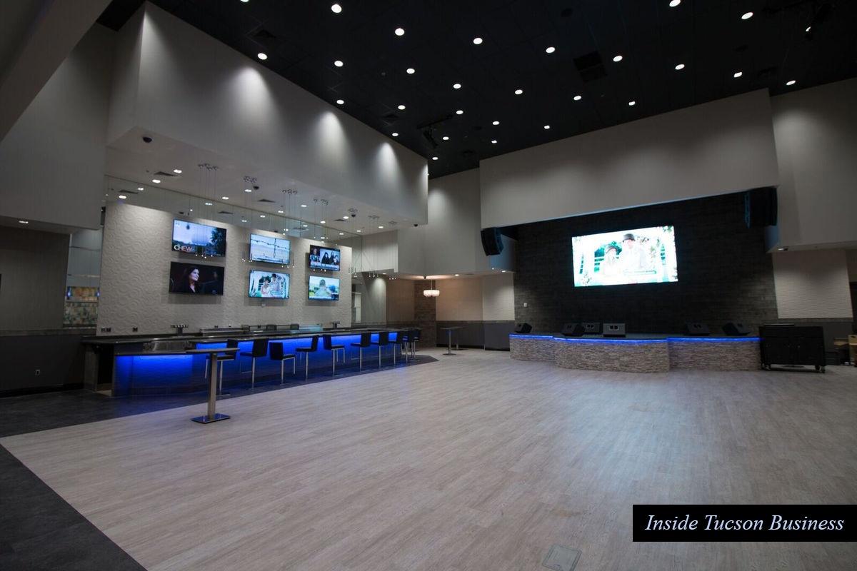 Arizona Flooring Project: Casino Del Sol