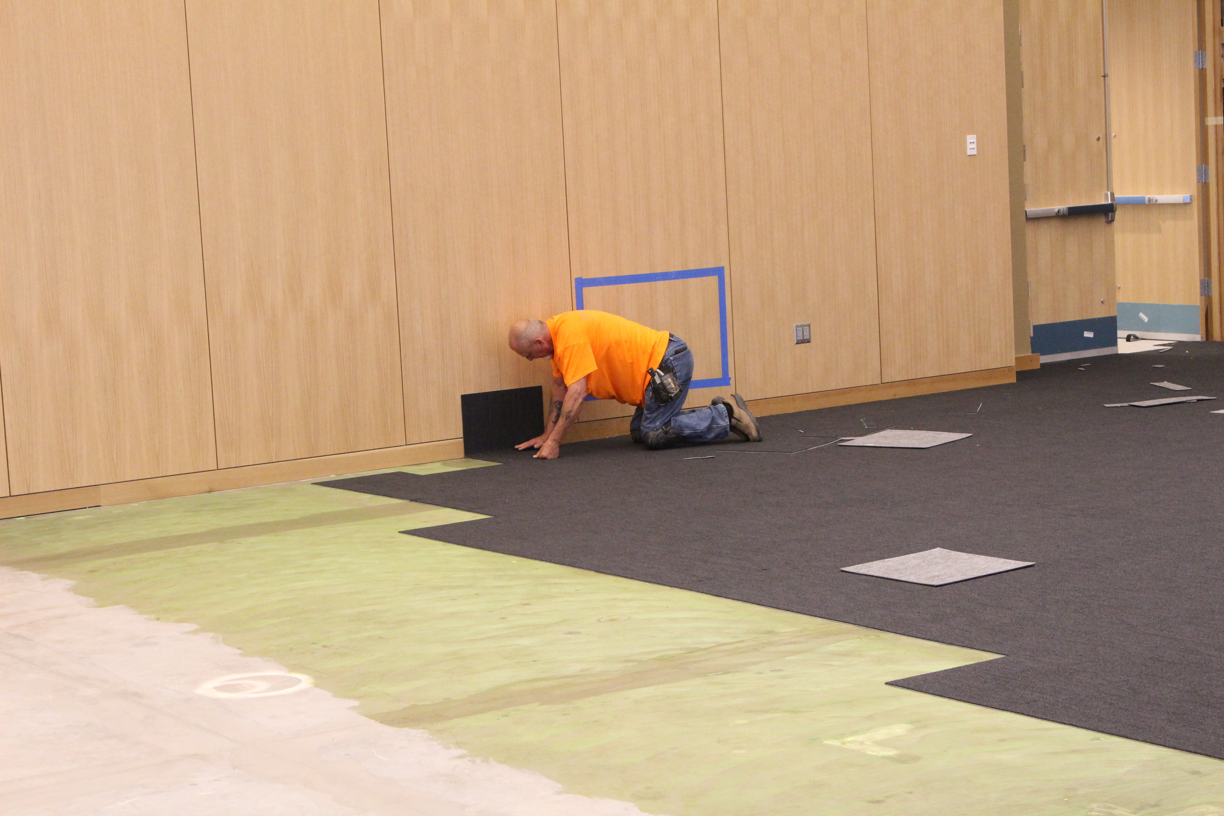 5 Low Maintenance Flooring Materials For Commercial Applications