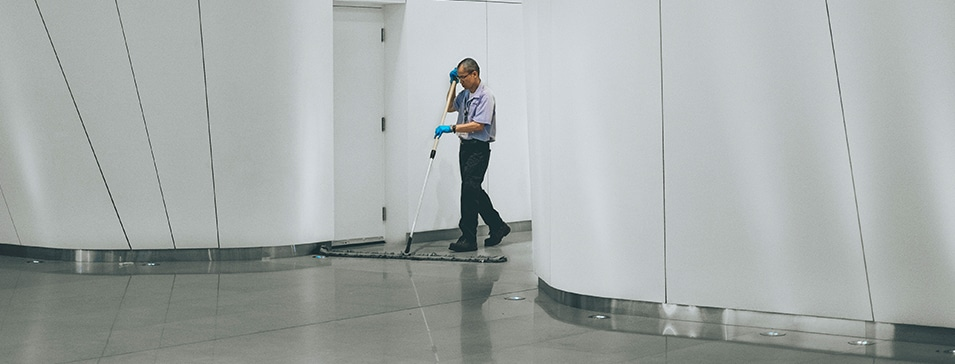 How To Clean Commercial Tile Vct And Carpet Spectra