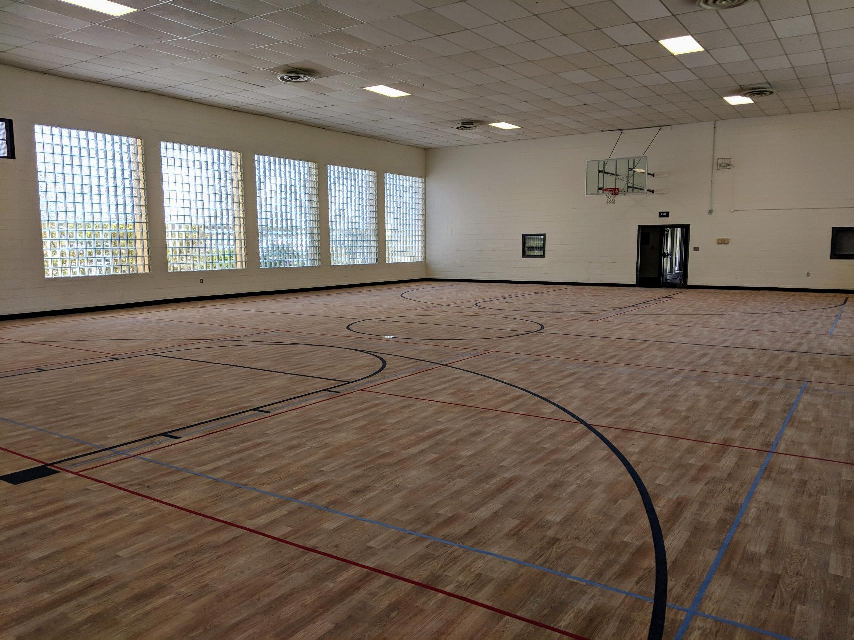 Washington Flooring Project: Bloedel Donovan Park Multi-Purpose Room