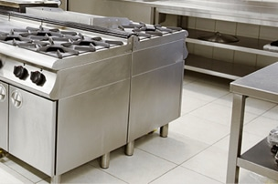 Product guide for commercial kitchens