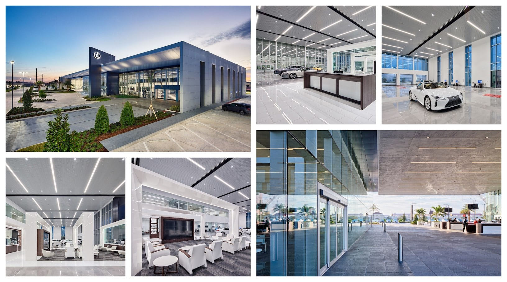 Orlando Flooring Project: Lexus of Orlando