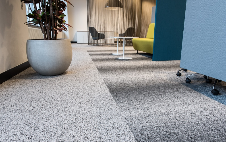 commercial flooring replacement